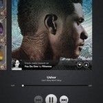 Spotify for iPad 3