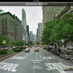 Street View for iPad 1