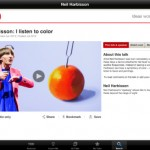 TED for iPad 2
