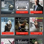The Atlantic Magazine for iPad 3