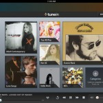 TuneIn Radio for iPad 1