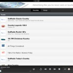 TuneIn Radio for iPad 5