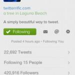 Twitterrific 5 for Twitter 4