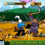 Usagi Yojimbo Way of the Ronin for iPad 2