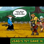 Usagi Yojimbo Way of the Ronin for iPhone 2