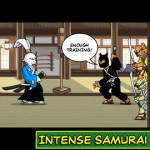 Usagi Yojimbo Way of the Ronin for iPhone 4