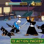 Usagi Yojimbo Way of the Ronin for iPhone 5