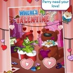 Where's My Valentine for iPad 2
