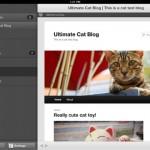 WordPress for iPad 1