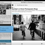 WordPress for iPad 5