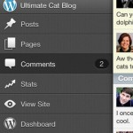 WordPress for iPhone 1