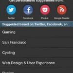 Zite for iPhone 5