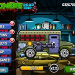 Zombie Road Trip for iPad 2