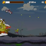 Zombie Road Trip for iPad 5