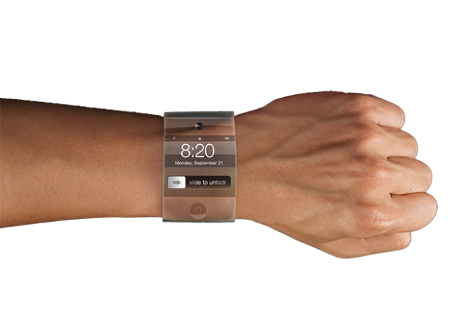 Photo: iWatch concept by Yrving Torrealba