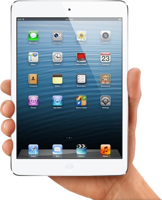 iPad mini s Retina displejem bude o 12 dolarů dražší na výrobu