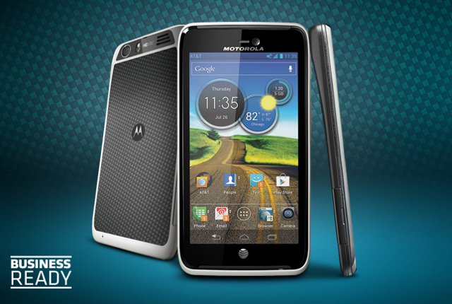 Motorola Atrix HD