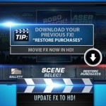 Action Movie FX for iPhone 3