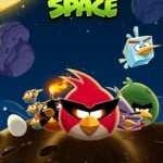 Angry Birds Space for iPhone 1