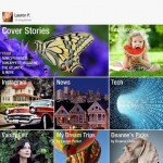 Flipboard for iPad 1