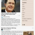Flipboard for iPad 2