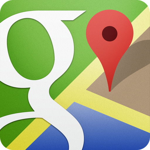 No. 2: Google Maps