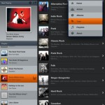 Groove Smart Music Player for iPad 3