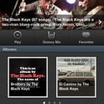 Groove Smart Music Player for iPhone 4