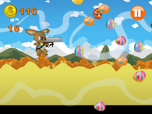 The Bunny Games: A Modern War by Rowdy Apps screenshot