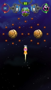 The Ories: Super Space Monsters! by Assyria Game Studio screenshot