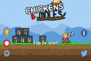 Chickens And Moles by Daniel Johnston screenshot