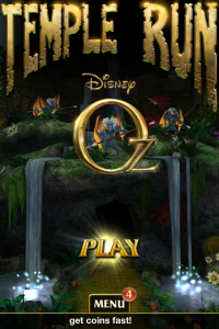 Temple Run: Oz by Disney screenshot