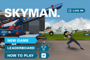 Skyman by Playerthree screenshot