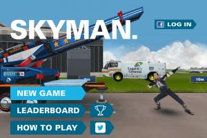 Skyman by Playerthree screenshot