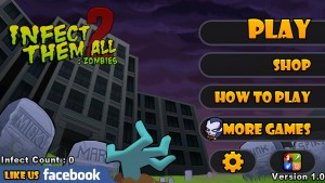 Infect Them All 2 : Zombies by Magic Cube screenshot