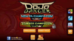 Dojo Danger by Kihon Games screenshot