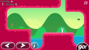 Super Stickman Golf 2 by Noodlecake Studios Inc screenshot