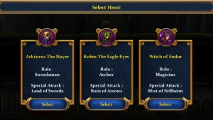 Castle Champions by Gamenauts screenshot