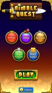 Nimble Quest by NimbleBit LLC screenshot