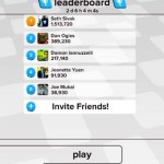 Letter Rush for iPad 4
