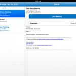 Microsoft Lync 2013 for iPad 5