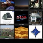 NASA App for iPad 1