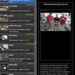 NASA App for iPad 5