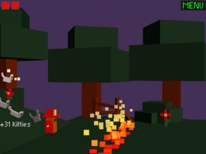 Jones On Fire by Glass Bottom Games screenshot