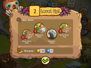 The Croods by Rovio Entertainment Ltd screenshot