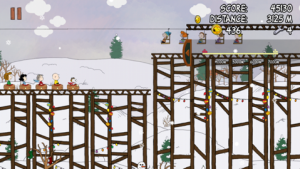 Snoopy Coaster by Chillingo Ltd screenshot