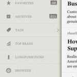 Readability for iPhone 5