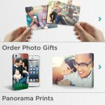 Shutterfly for iPhone 1