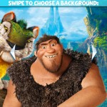 The Croods Crood-ify Yourself for iPad 2
