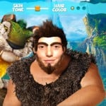 The Croods Crood-ify Yourself for iPad 3